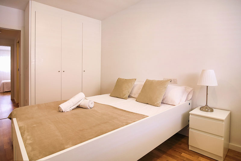 alek apartamento turistico altea dormitorio doble
