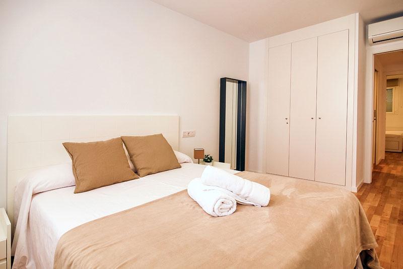 alek apartamento turistico-altea dormitorio matrimonio