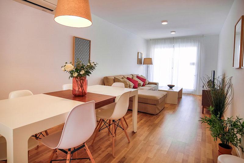 alek apartamento turistico comedor amplio
