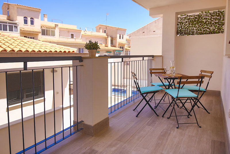 alek apartamento turistico altea terraza