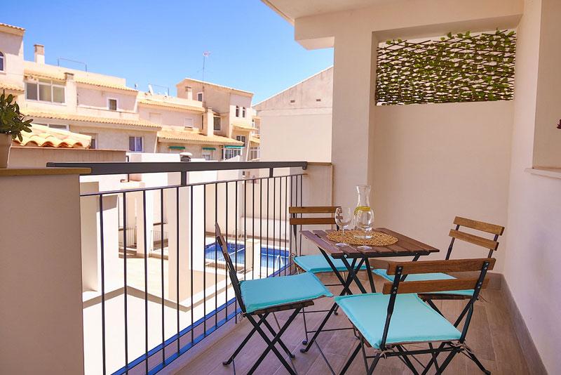 alek apartamento turistico altea terraza piscina