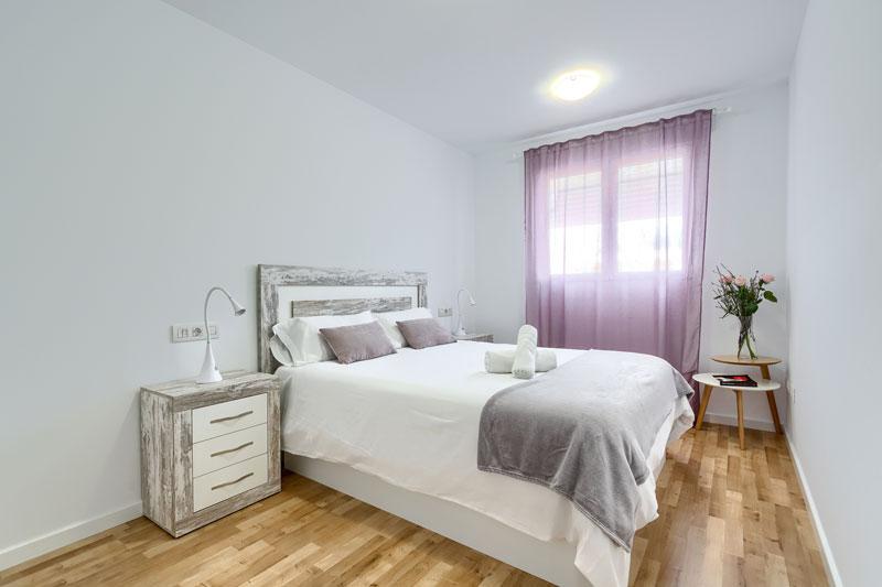 casco antiguo apartamento turistico altea dormitorio principal