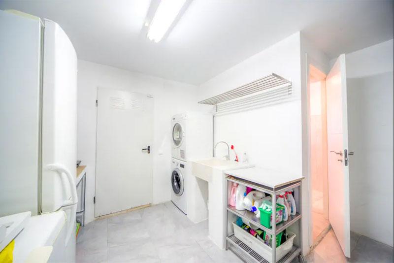 villa bluemed altea cuarto lavado