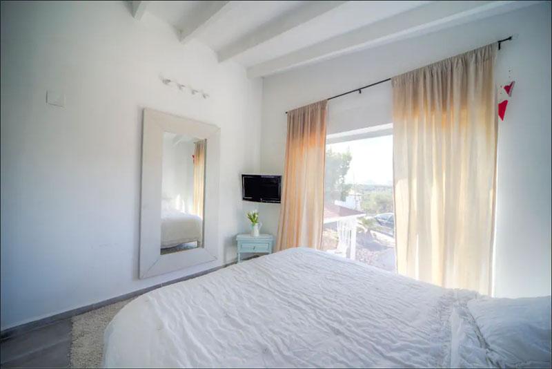 villa bluemed altea dormitorio principal