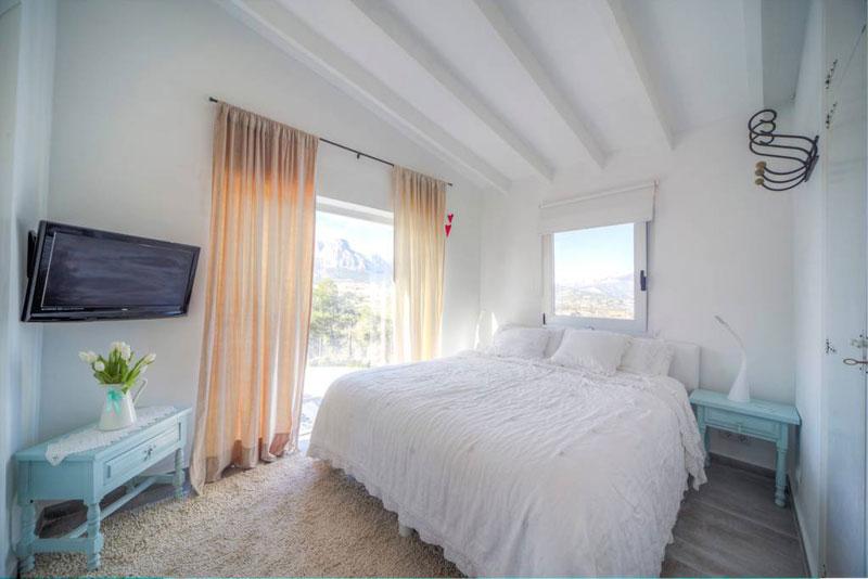 villa bluemed altea tres dormitorios